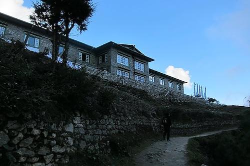 南齐雪人高山之家旅馆/