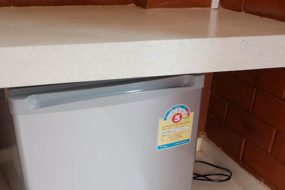 Deluxe-Doppelzimmer - Minikühlschrank