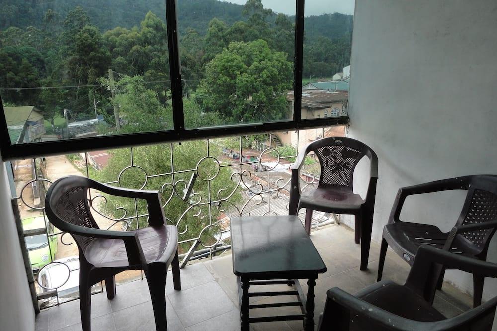 Departamento familiar, 1 habitación - Balcón