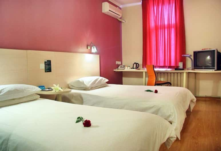 톈진 샴페인 타운 호텔, 톈진, 이코노미룸, 객실