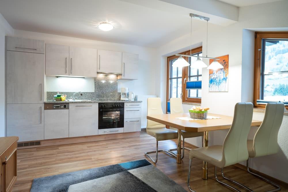 公寓, 山景 (Maiskogelblick) - 客廳