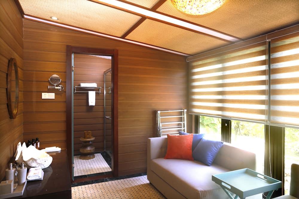 Basic Twin Room, 1 Bedroom, Garden View - Bathroom