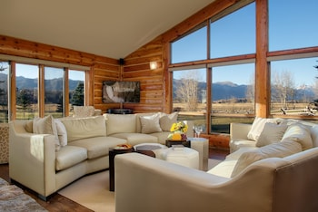 Picture of Abode at Dragonfly Lodge by RedAwning in Jackson