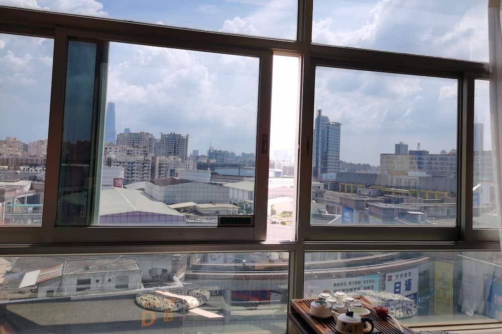 Deluxe King Room - Balcony View