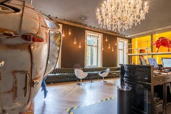 Obrázek hotelu MeetMe23 - Hotel ve městě Praha