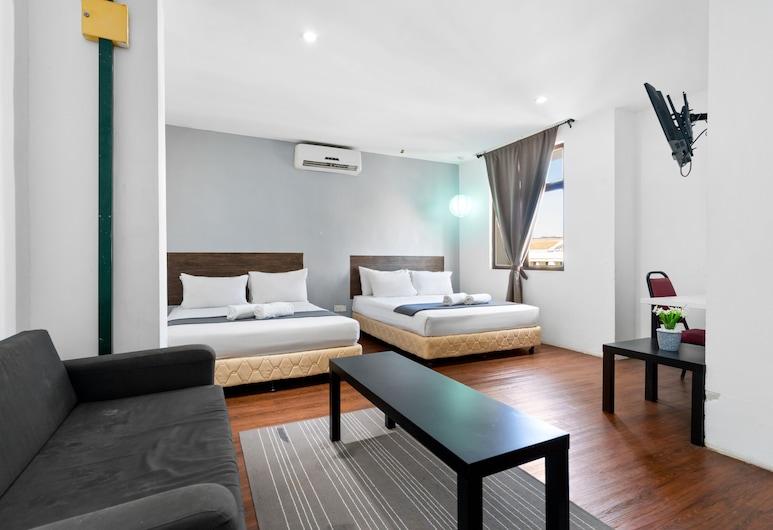 太子城米拉伯酒店, 布城, 豪華雙人房, 客房
