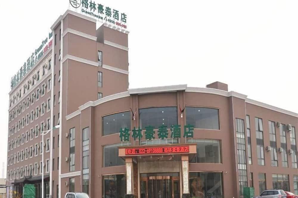 GreenTree Inn Tianjin Ninghe County Hengguang Technology Park Wuwei Road Hotel