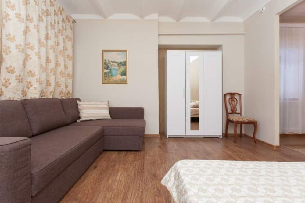 Family House, 2 Bedrooms, Terrace, Garden Area - Living Area