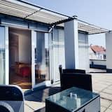 Dobbeltrom, terrasse - Terrasse/veranda