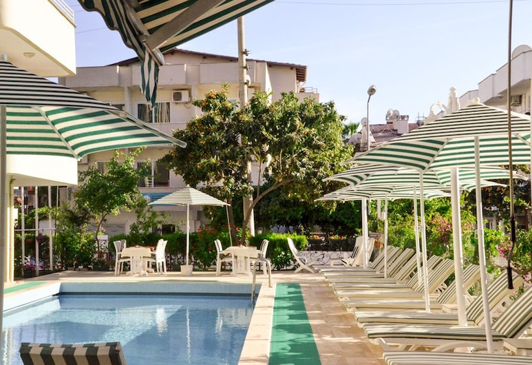 Green Palm Hotel, Marmaris, Outdoor Pool