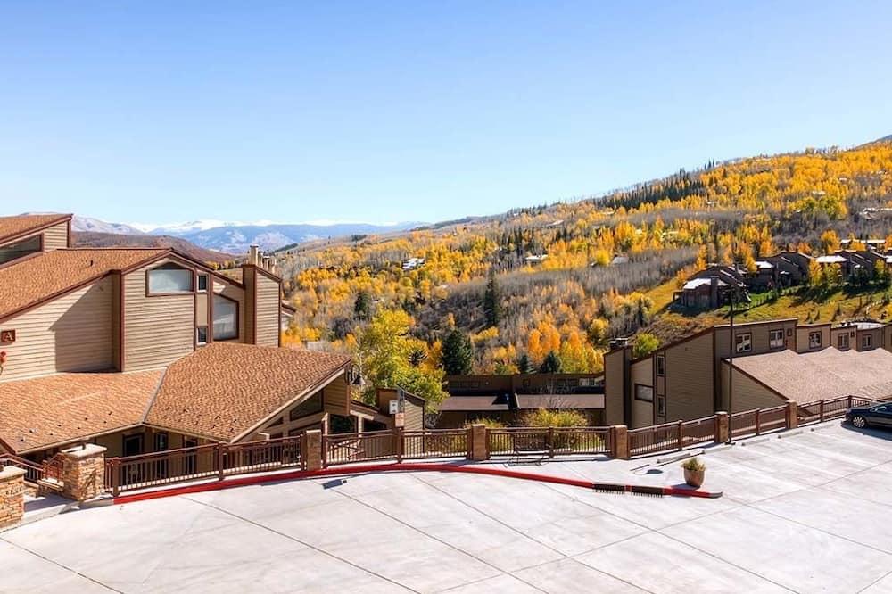 公寓式客房, 3 间卧室, 露台, 山景 (Snowmass Mountain D3) - 阳台