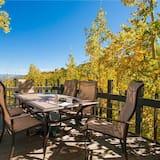 Hus - 5 soveværelser - terrasse (Black Bear Lodge) - Altan
