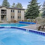 Condo, 2 Bedrooms, Patio, Mountain View (Woodbridge 34A) - Outdoor Spa Tub