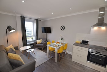 Fotografia hotela (First - Meadowbank House Apartment) v meste Edinburgh