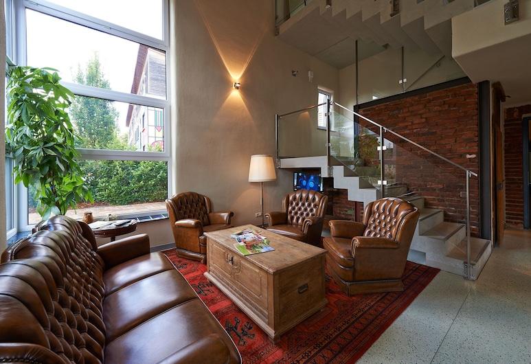 Hotel le Journal, Sankt Wendel, Entrada interior
