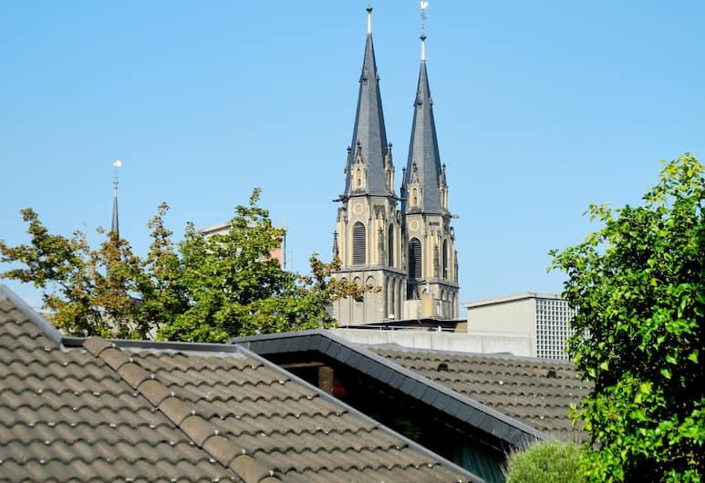 Hotel Bonn City, Bonn, Utsikt från hotellet