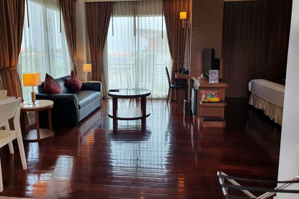 Grand Deluxe - Wohnbereich
