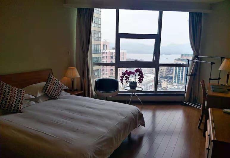 Eastking Business Hotel (WestLake Store HangZhou), Hangzhou, Kamar Double, pemandangan danau, Kamar