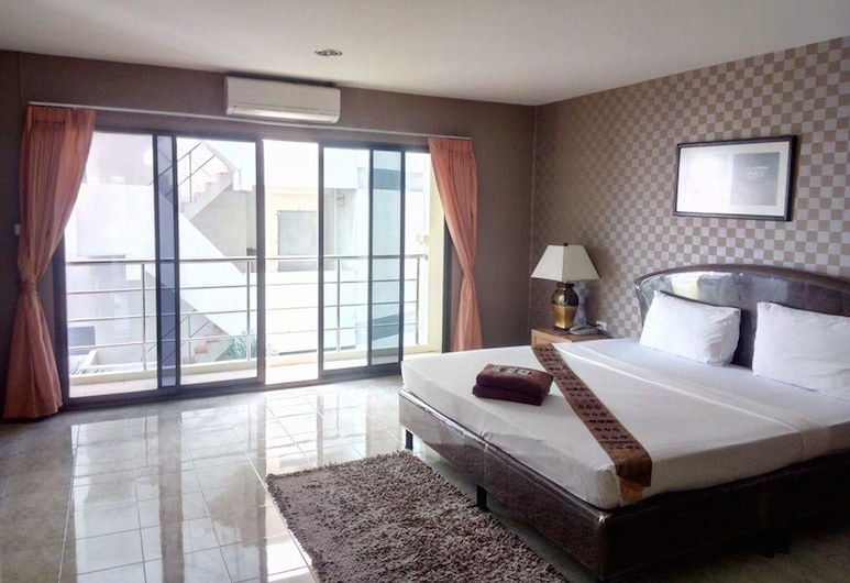Pearl Place Hotel, Hat Yai, Guest Room