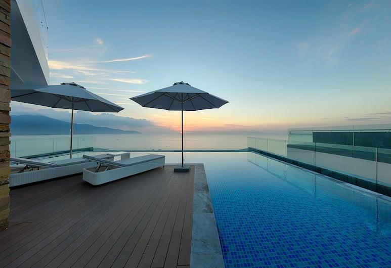 峴港貝爾馬森帕羅桑飯店 - 由 H&K 飯店管理, 峴港, 無邊際泳池