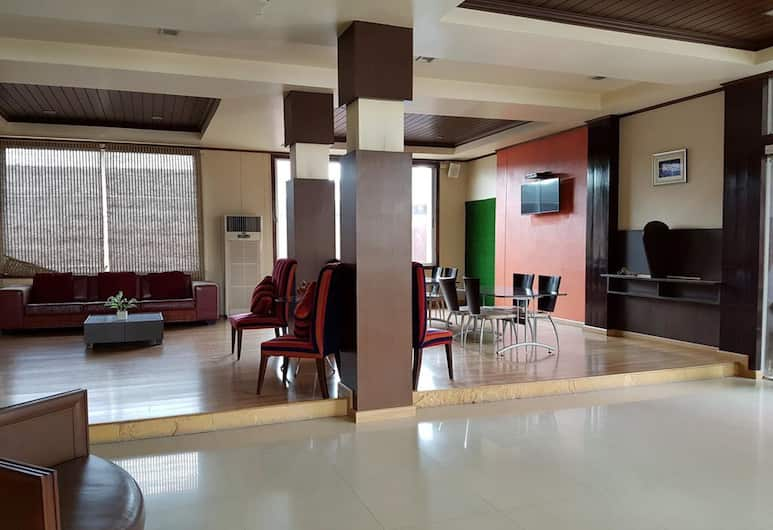 Cactus Resort & Hotel, Khon Kaen, Sitteområde i lobbyen