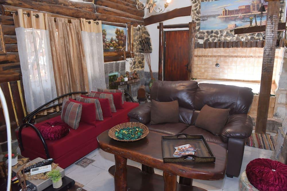 Traditional Süit, Jakuzi - Oturma Odası