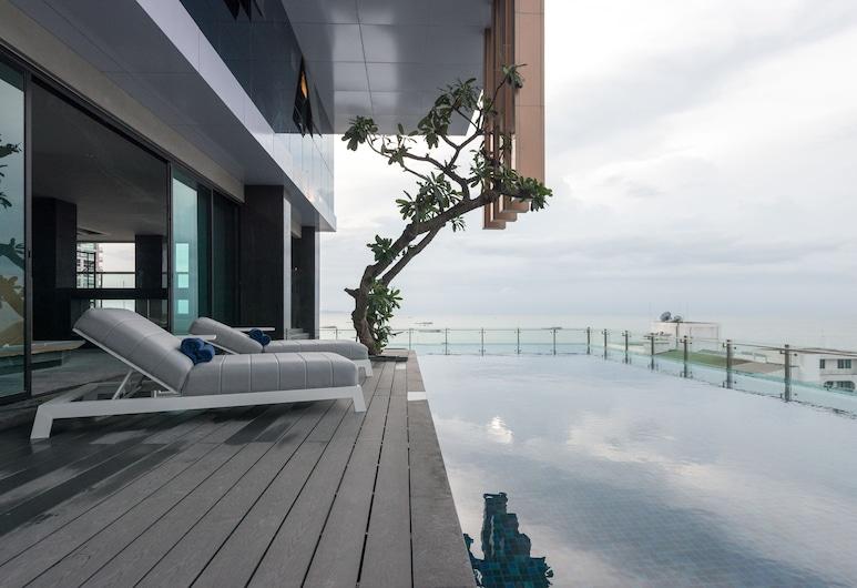 密特海灘酒店, 芭堤雅, 室外泳池