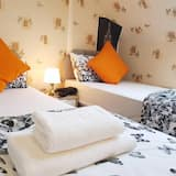Διαμέρισμα, 4 Υπνοδωμάτια, Θέα στην Πόλη - Δωμάτιο