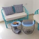 Apartamento Comfort, 2 Quartos - Varanda