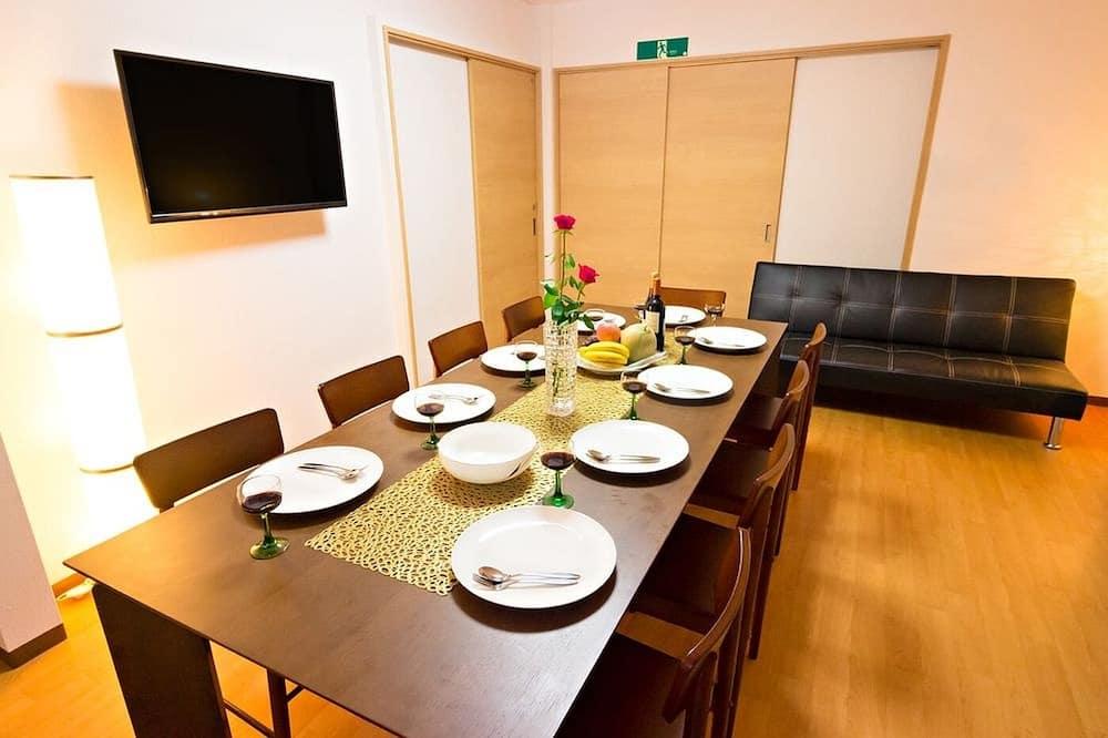Apartmán (Room 101) - Obývací prostor