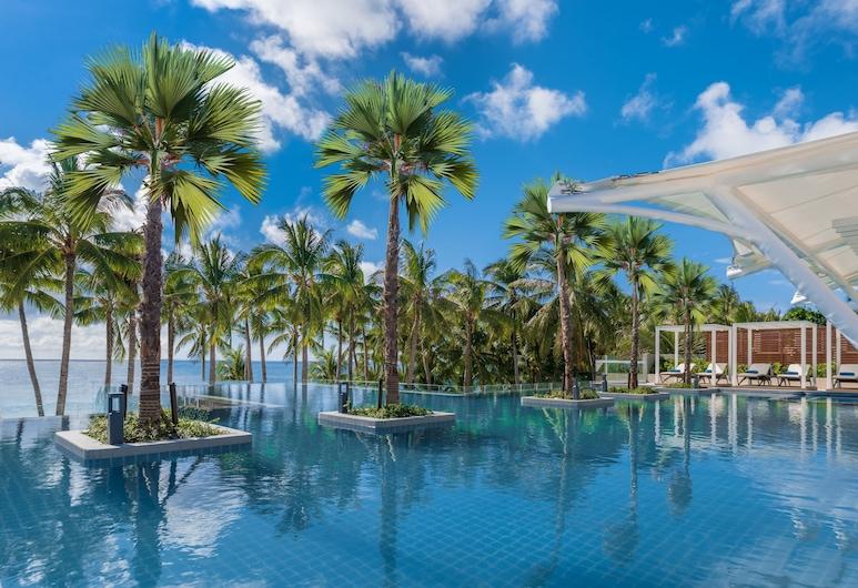 赫納水晶沙灘度假村, Boracay Island, 外觀