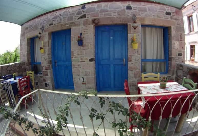 CundAda Hotel, Ayvalık, Teras/Veranda