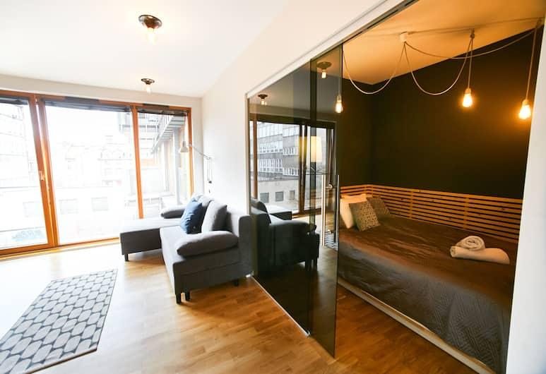 Best Rest Apartments Premium, Kraków, Powierzchnia mieszkalna