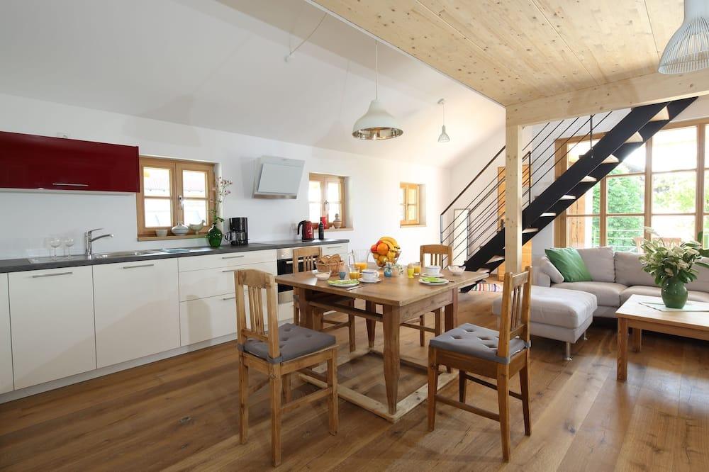 คอมฟอร์ทอพาร์ทเมนท์, 1 ห้องนอน - บริการอาหารในห้องพัก