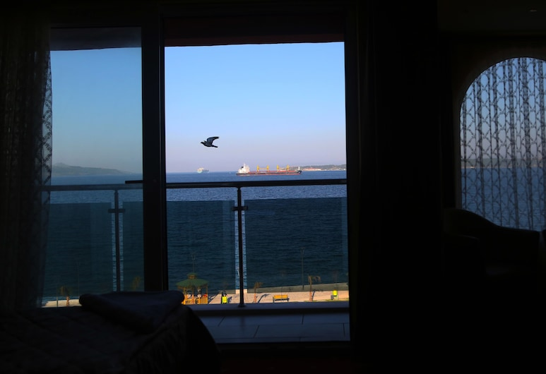 Hotel Deniz, Eceabat, Δίκλινο Δωμάτιο (Double), Θέα στη Θάλασσα, Θέα από το ξενοδοχείο