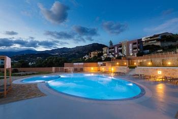 Foto del Belvedere Apartments and Spa en Agios Vasileios