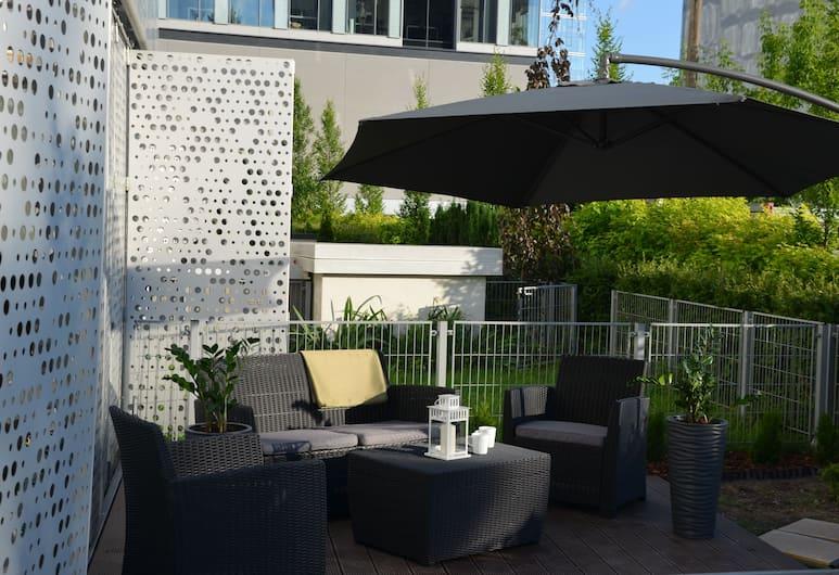 Apartamenty Oxygen DeLux, Varsova, Deluxe-studio, Terassi (Sopot), Terassi/patio