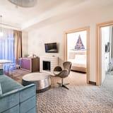 Perhehuoneisto, 2 makuuhuonetta - Olohuone