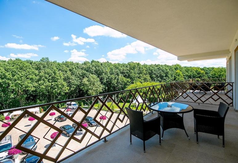Hotel Atelia, Lublin, Balcon