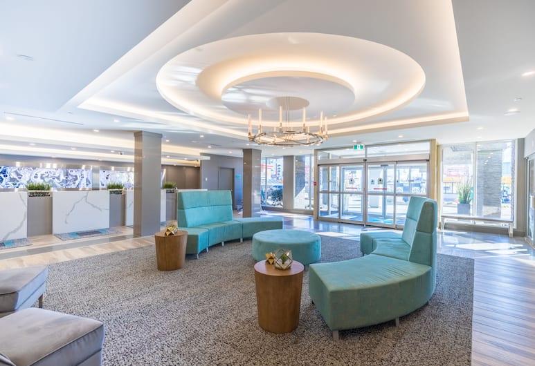 Vittoria Hotel and Suites, Niagara juga, Puhkeala fuajees