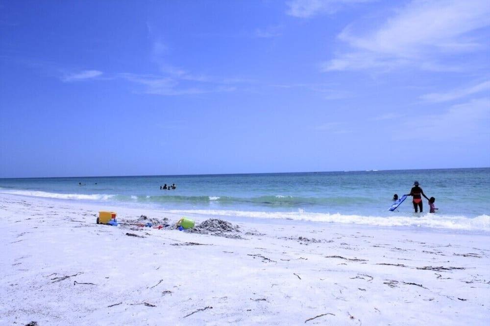 Lakás (Anna Maria Island Beach Breeze) - Strand