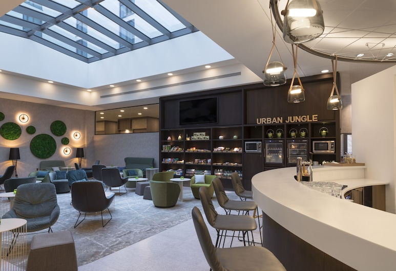Hyatt Place Frankfurt Airport, Frankfurt, Hotel Lounge