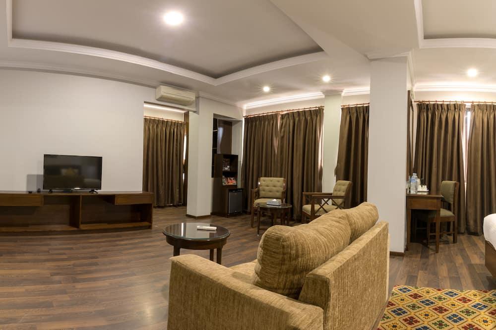 行政套房, 1 間臥室 - 客廳