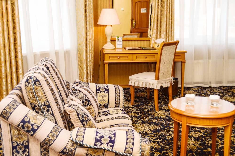 Standard - kahden hengen huone, 1 makuuhuone - Oleskelualue