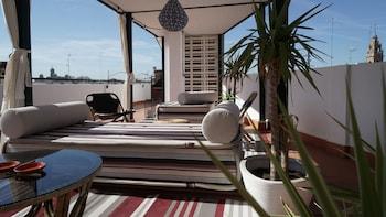 瓦倫西亞真門戶 MD 設計飯店的相片