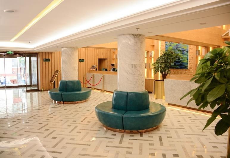 Shanshui Trends Hotel Temple of Heaven, Beijing, Lobby