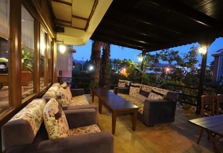 Samoy Hotel, Marmaris, Açık Havada Yemek