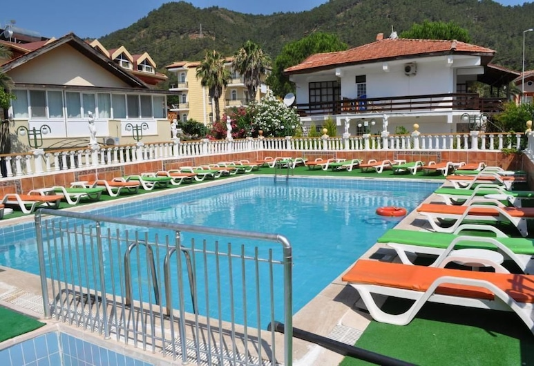 Hotel 47 Icmeler, Μαρμαράς, Εξωτερική πισίνα