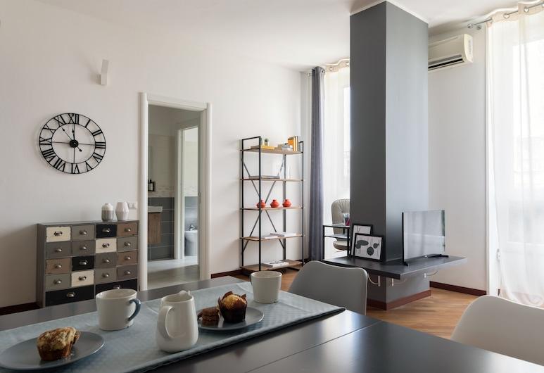 Home At Hotel - Dateo, Μιλάνο, Στούντιο, Περιοχή καθιστικού