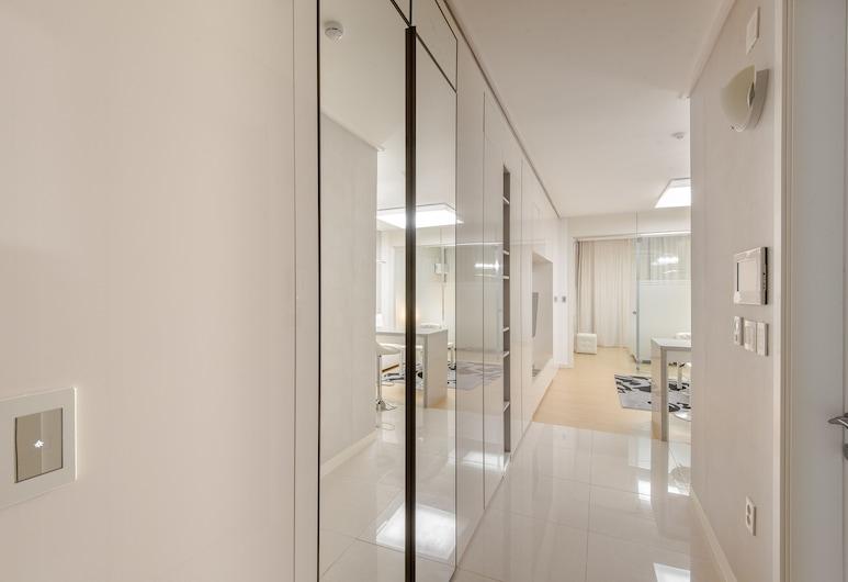 Elite Apart-Hotel, Nur-Sultan, Dzīvokļnumurs, 1 divguļamā gulta (Studio), Numurs
